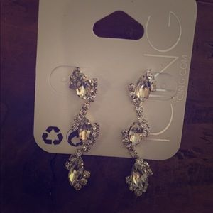 Brand new sparkly earrings from Icing